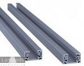 Picture of 1 fase spotrail 200 cm grijs 3800001