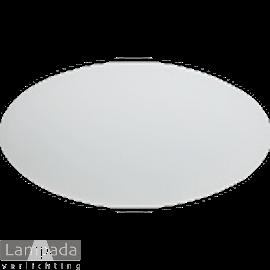 Afbeelding van plafonier opaal mat 25cm 1500066