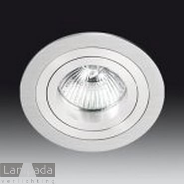 Picture of inbouw kantelbare spot aluminium 1900233