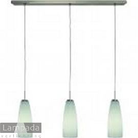 Picture of hanglamp valenso 3-l rvs 1100651