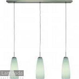 Afbeelding van hanglamp valenso 3-l rvs 1100651