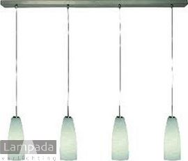 Picture of hanglamp valenso 4-l rvs 1100647