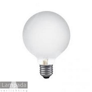 Picture of globe opaal 40w 125mm 1706242