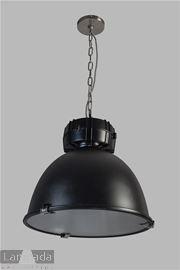Picture of hanglamp industrie zwart 48 cm 1707406