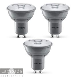 Picture of philips led 3 x 4.5w(35w) 2700k 36gr. 1400071