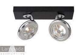 Afbeelding van XENTRIX SPOT LED 2-L ZWART 4620561