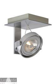 Afbeelding van SPECTRUM SPOT LED 1-L ALU 4602994