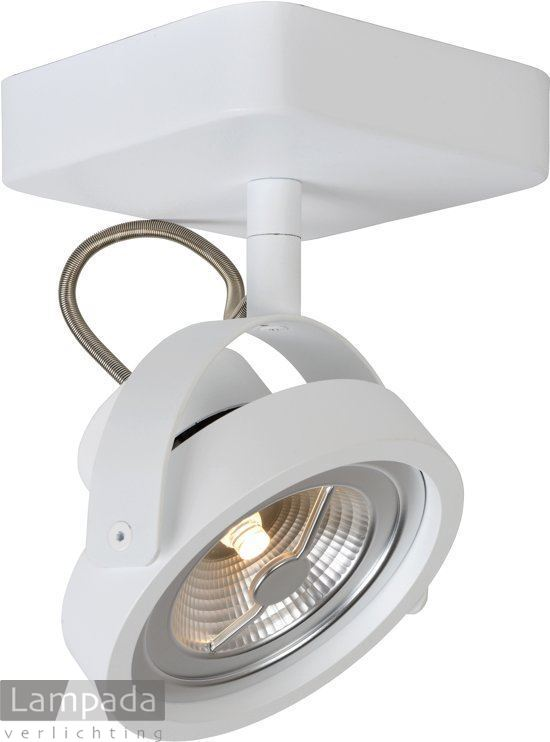 Seriøst TALA SPOT LED 1-L WIT 4600156 | Lampada Verlichting BH-07