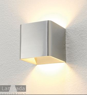 Picture of WANDLAMP SUN LED ALU 2120387