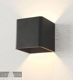 Picture of WANDLAMP SUN LED ZWART 2102872