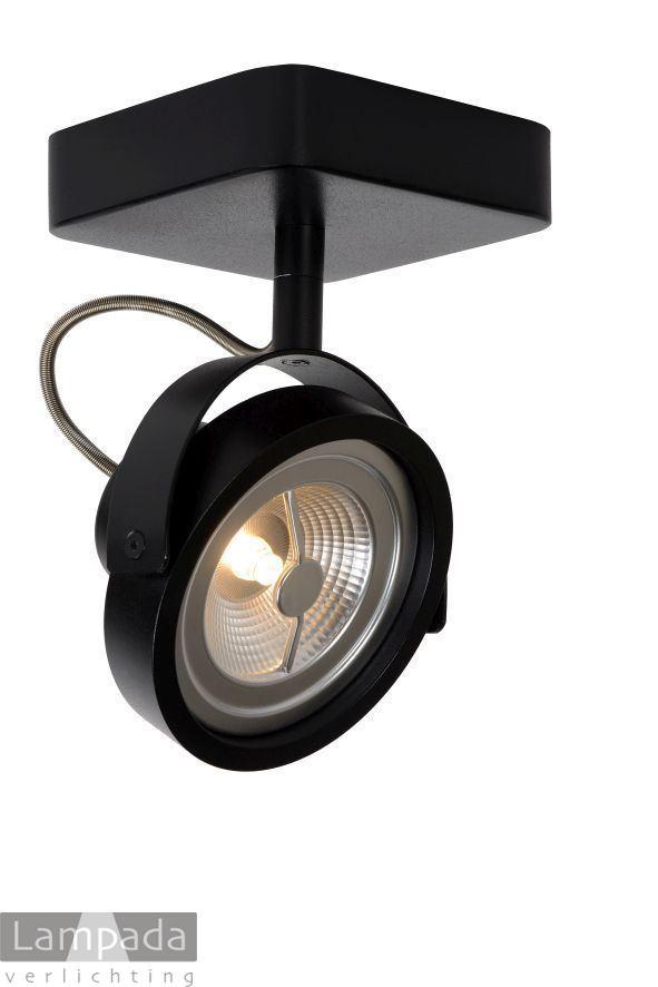 Nytt TALA SPOT LED 1-L ZWART 4600128 | Lampada Verlichting EK-14