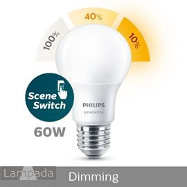 Afbeelding van PHILIPS LED LAMP 8W SW 1701673