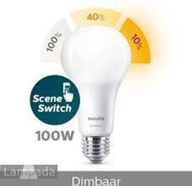 Afbeelding van PHILIPS LED LAMP 14W SW 1400028